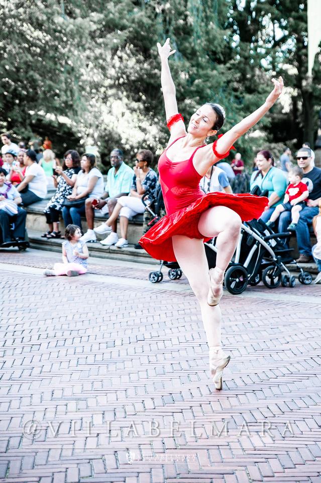 New York City Ballerina